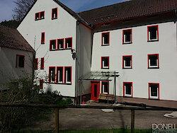 Gruppenhaus an der Nagold