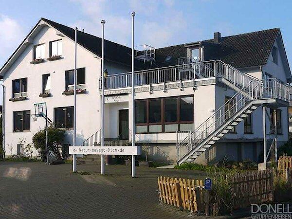 Gruppenhaus Rursee