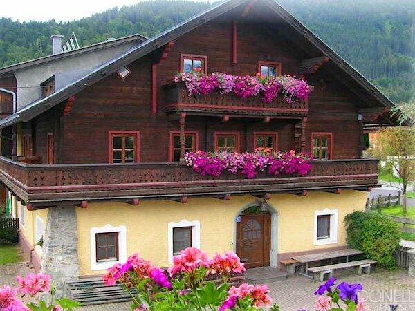 Selbstversorgerhaus Maishofen