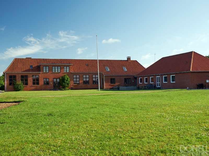 Den Gamle Skole Ho Bugt