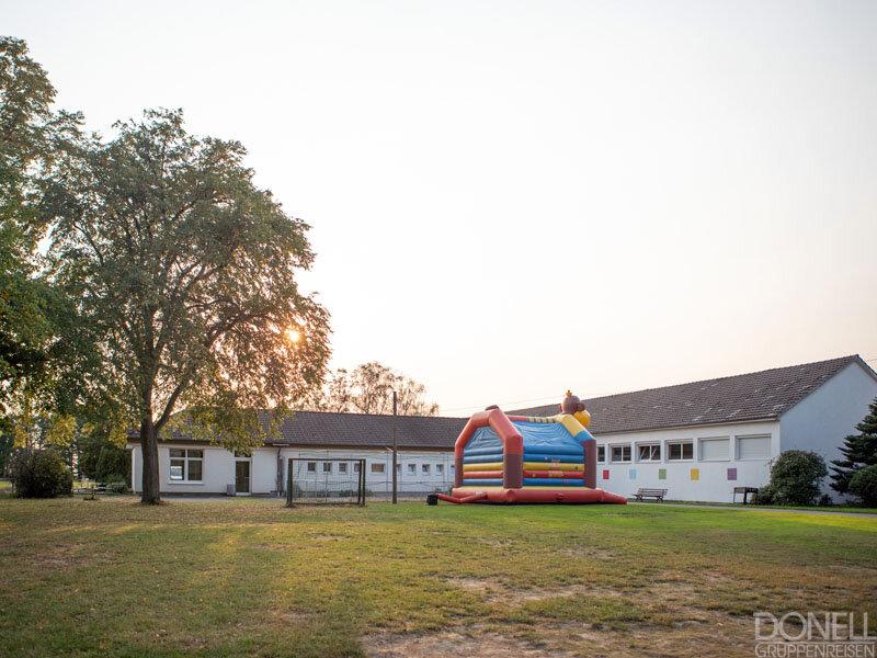 Gruppenhaus Adventure Center