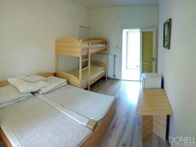 Gruppenhaus Balaton