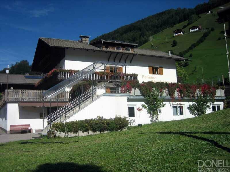 Gruppenhaus Luttach