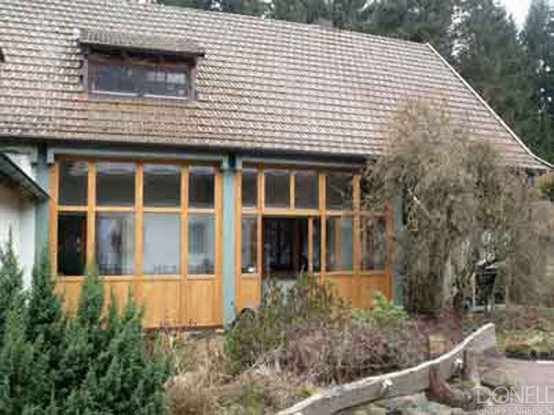 Gruppenhaus Prackenbach