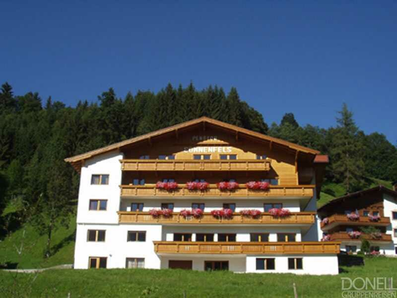 Gruppenhaus Sonnenfels