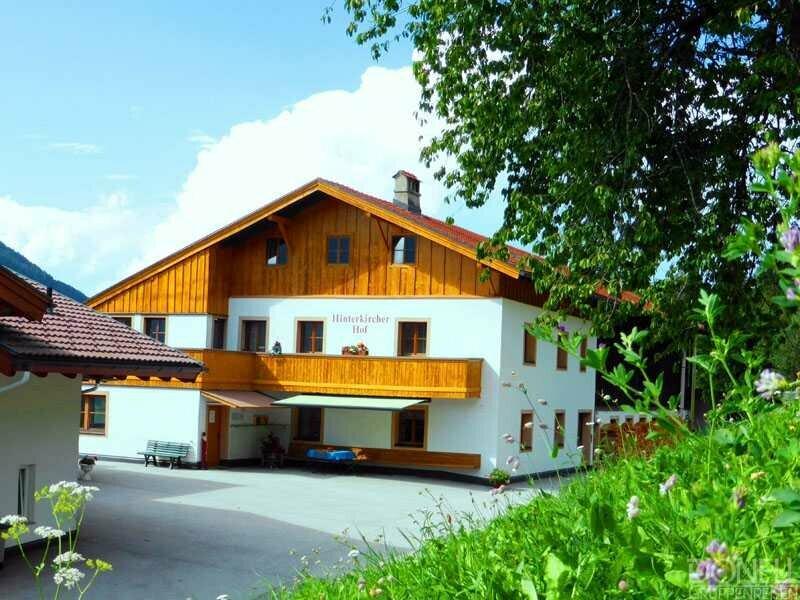 Selbstversorgerhaus Hinterkircherhof
