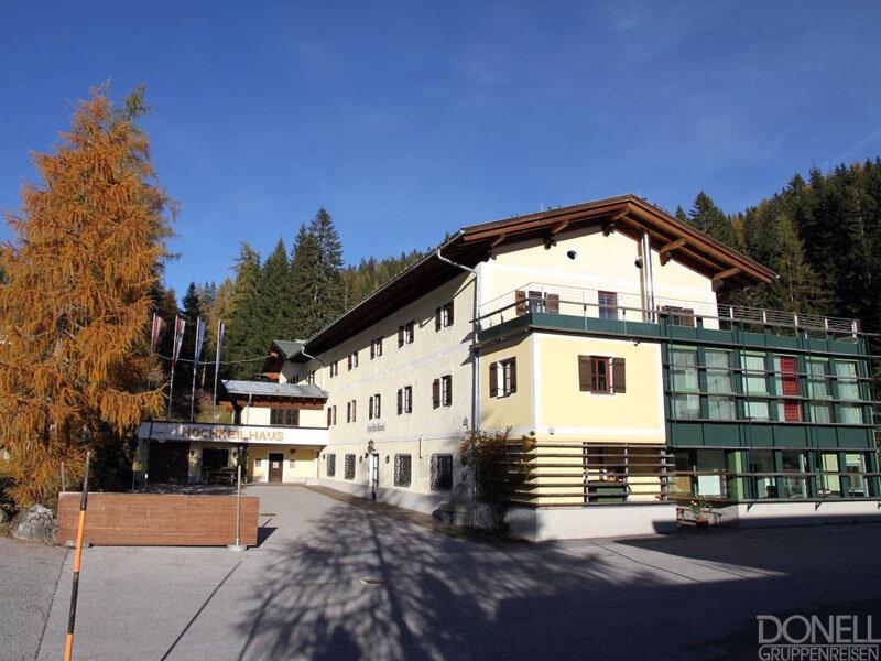 Selbstversorgerhaus Mühlbach
